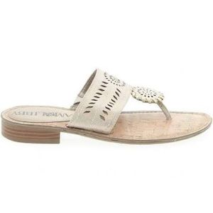 Sam & Libby Gold Sandals